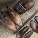 Pair Of Reclaimed Shoe Lasts
