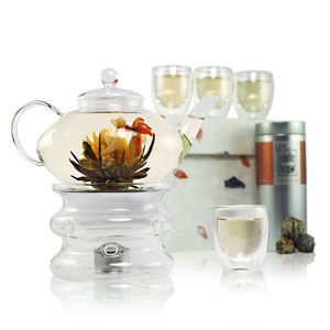 Imperial Flowering Tea Gift Set - teapots