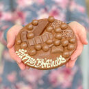 Letterbox Chocolate Hug