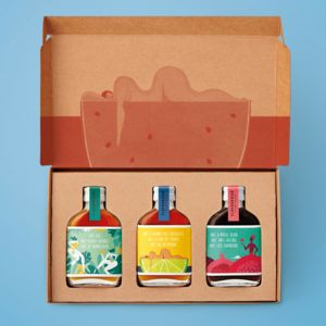 Three Month Cordial Subscription - subscription gifts