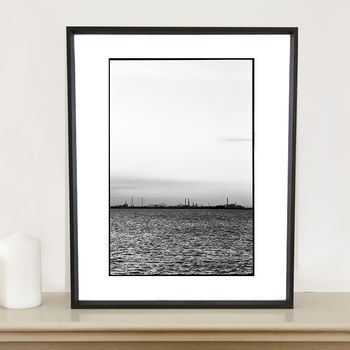 Skyline, Venice, Italy Photographic Art Print