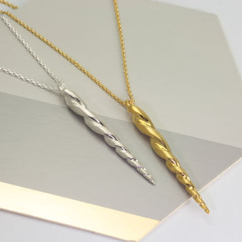 Unicorn Horn Necklace