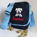 Personalised Dog Walking Bag