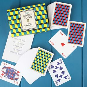 Stunning Playing Cards Set - shop by category