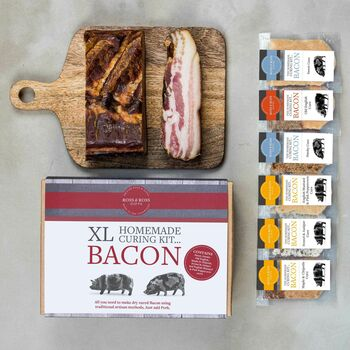 Xl Make Your Own Bacon Kit