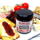 'Fabulously Amazing' Personalised Chilli Jam