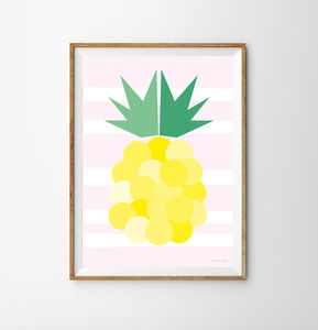 Pineapple Children's Print - what's new