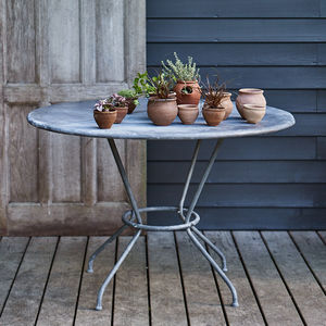 Ludlow Garden Table - garden furniture