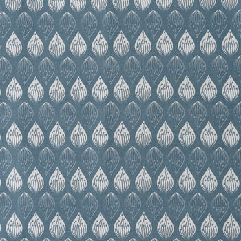 Isabella Organic Cotton Fabric By The Metre