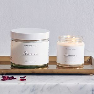 Evermore Moon Natural Candle 120ml - the candle emporium