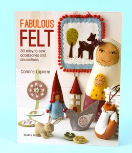 Fabulous Felt Book And Craft Bundle - new in home