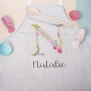 Adults Personalised Cooking And Baking Kitchen Apron