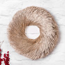 Pine Straw Wreath