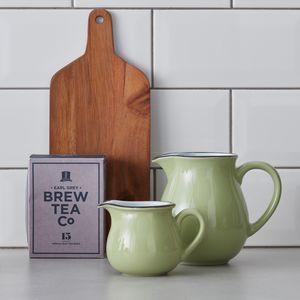 Green Jug - kitchen