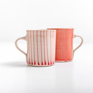 Handmade Coffee Mug - cups & saucers