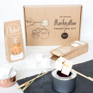Marshmallow Toasting Kit - valentine's gifts for him