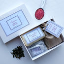 'Arethusa' Spa And Tea Personalised Gift
