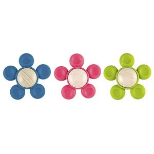 Eco Friendly Bpa Free Teething Grasping Ring