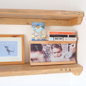 Personalised Photographic Wooden Light Box