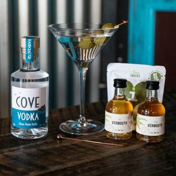 Cove Cocktails Martini Kit