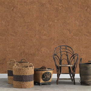Cork Wallpaper By Piet Hein Eek - office & study