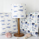 Harbour Gulls Cushion Cover
