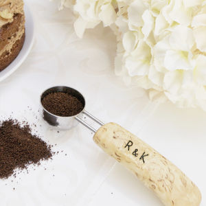 Personalised Coffee Scoop - kitchen accessories