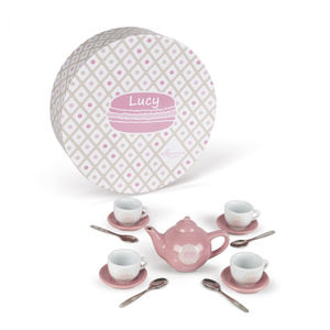 Personalised Teatime Tea Set