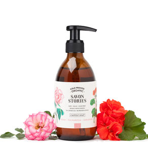 Organic Rose Bouquet Hand And Body Wash
