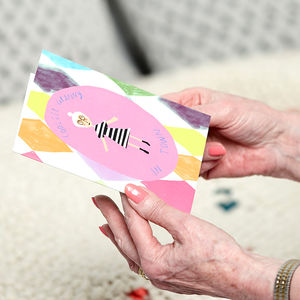 Coolest Granny Card - gifts for her