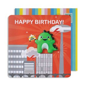 Birthday Boy Jelly Magnet Cards