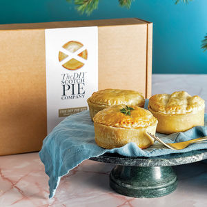 Make Your Own Homemade Scotch Pie - gifts for him