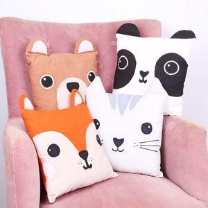 Kawaii Animal Cushion - living room