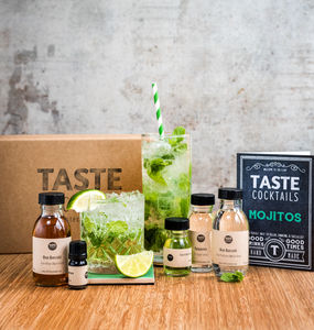 Mojitos Cocktail Kit - make your own kits
