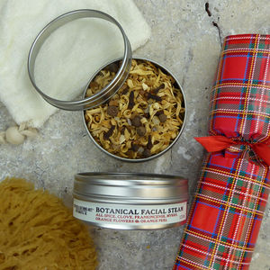 Christmas Facial Steam With Frankincense And Myrrh - new in health & beauty