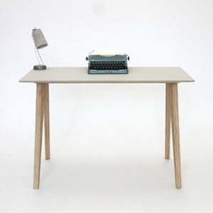 Bespoke Kobble Desk - brand new partners