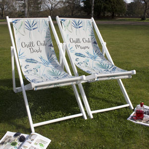 Mum And Dad's Matching Deckchairs For Couples - shop by occasion