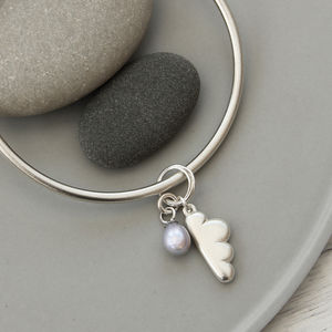 Every Cloud Bangle - bracelets & bangles
