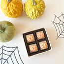 Mini Chocolate Pumpkins