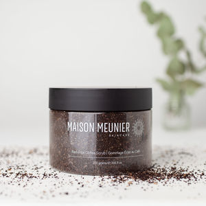 Radiance Coffee Scrub Natural Vegan And Cruelty Free - gifts for her
