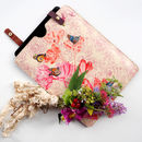 Leather Springtime Case For IPad