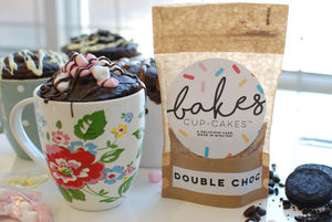 Make Your Own Mug Cake Kit - gifts for her