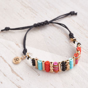 Aztec Personalised Friendship Bracelet