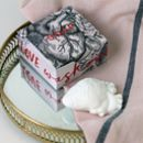 Anatomical Heart Scented Soap In Gift Box