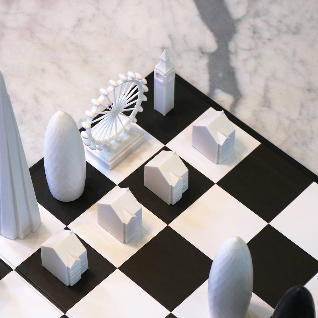 how to remember chess board