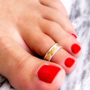 Karma Midi Ring Or Toe Ring