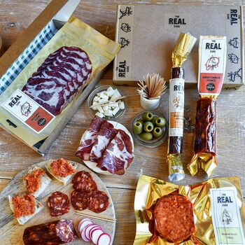 Dorset Hot And Spicy Letterbox Charcuterie