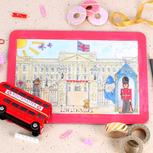 Buckingham Palace Placemat - kitchen