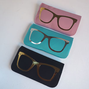 Leather Sunglasses Case - glasses cases