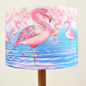 Flamingo Lampshade